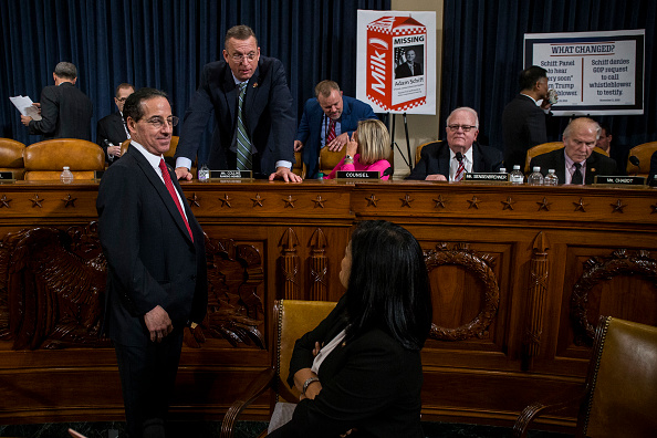 Daniel Gi「House Judiciary Committee Holds Second Hearing In Trump Impeachment Inquiry」:写真・画像(8)[壁紙.com]