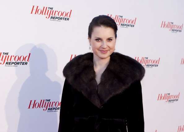 Irina Slutskaya「The Hollywood Reporter: Russian Edition - Launch Party」:写真・画像(7)[壁紙.com]