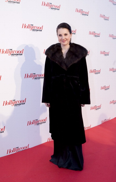 Irina Slutskaya「The Hollywood Reporter: Russian Edition - Launch Party」:写真・画像(8)[壁紙.com]