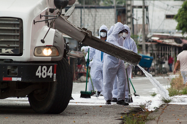 Place of Burial「Coronavirus Continues To Overwhelm Guayaquil」:写真・画像(17)[壁紙.com]