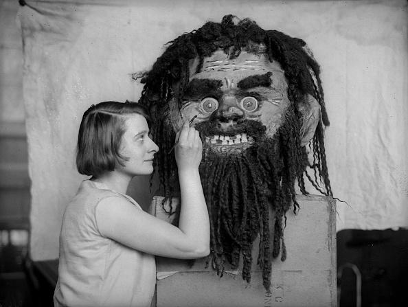 Art And Craft「Bearded Head」:写真・画像(17)[壁紙.com]