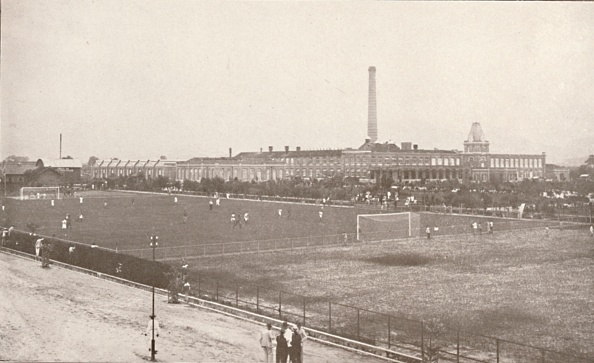Rio「The Bangu Football Grounds: Central Railway, 1914」:写真・画像(15)[壁紙.com]