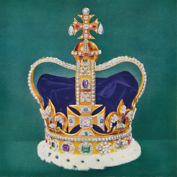 Cut Out「St Edwards Crown 1」:写真・画像(16)[壁紙.com]