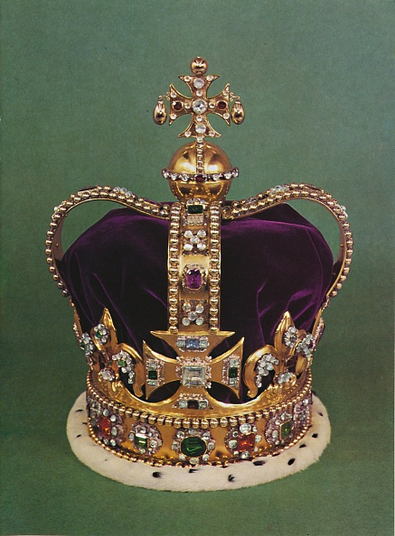 Crown - Headwear「St. Edwards Crown With Which The Sovereign Is Crowned, 1」:写真・画像(14)[壁紙.com]
