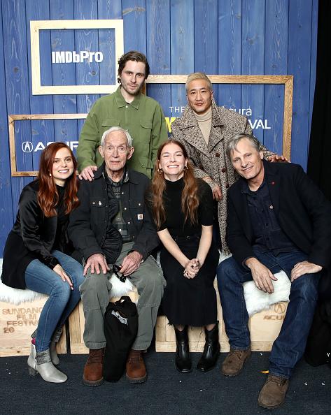 Bracken「The IMDb Studio At Acura Festival Village On Location At The 2020 Sundance Film Festival – Day 3」:写真・画像(17)[壁紙.com]