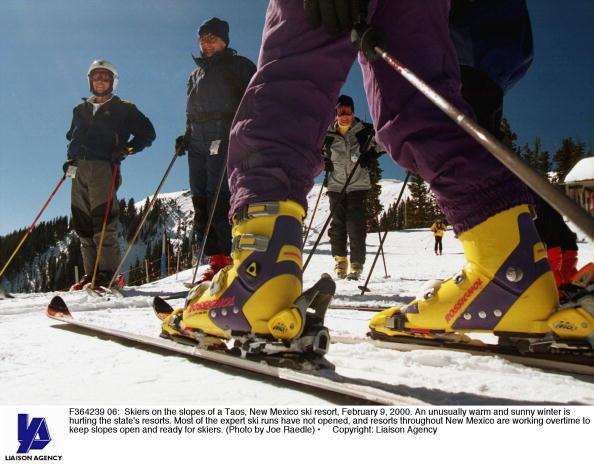 スキーブーツ「Warm Winter Hurting New Mexico Ski Resorts」:写真・画像(5)[壁紙.com]