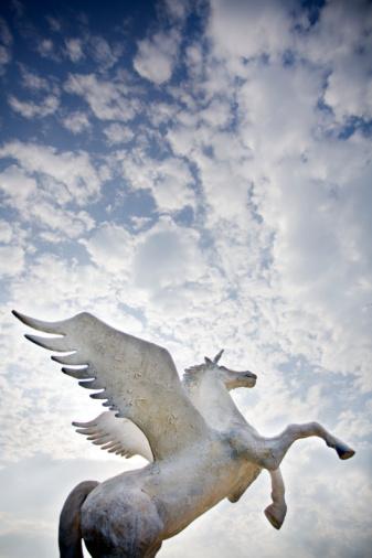 Shiraz「Statue of unicorn」:スマホ壁紙(7)