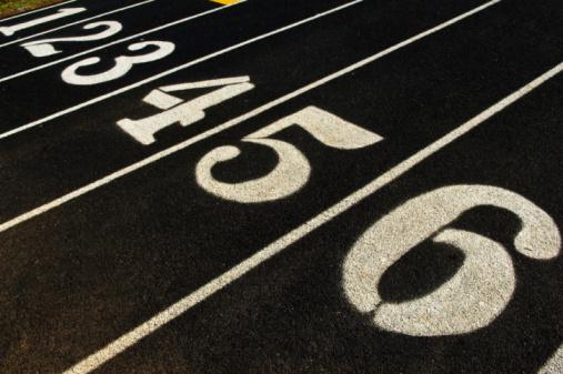 オリンピック「陸上競技」:スマホ壁紙(19)