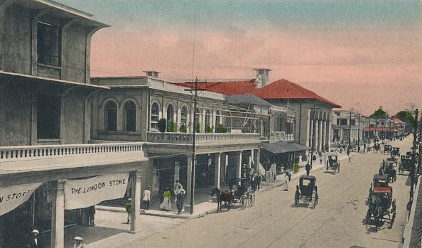Hand Colored「King Street」:写真・画像(7)[壁紙.com]