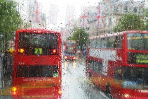 Oxford Street「London Rain」:スマホ壁紙(9)