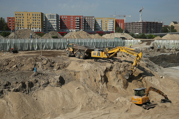 Construction Industry「Berlin Construction Boom Continues」:写真・画像(10)[壁紙.com]