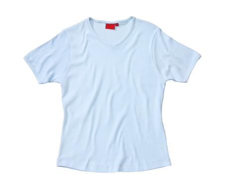 Short Sleeved「Blue t-shirt」:スマホ壁紙(18)