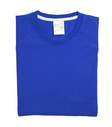 Template「blue Tshirt」:スマホ壁紙(12)