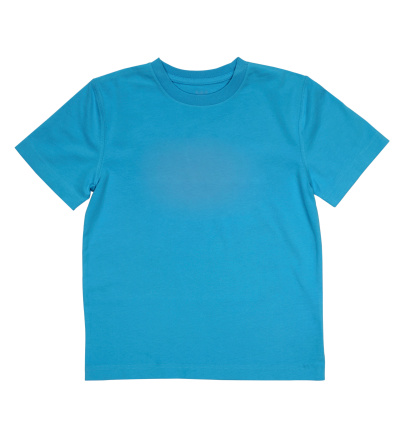 Clipping Path「Blue T-Shirt」:スマホ壁紙(12)