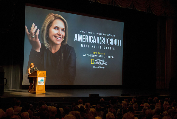"""Complexity「National Geographic's Screening Of """"America Inside Out With Katie Couric"""" In Charlottesville, VA」:写真・画像(13)[壁紙.com]"""