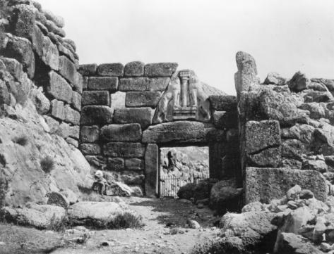 1900「Lion Gate」:スマホ壁紙(8)