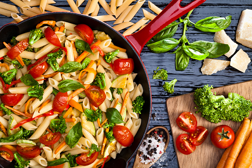 Whole Wheat「Pasta primavera」:スマホ壁紙(8)