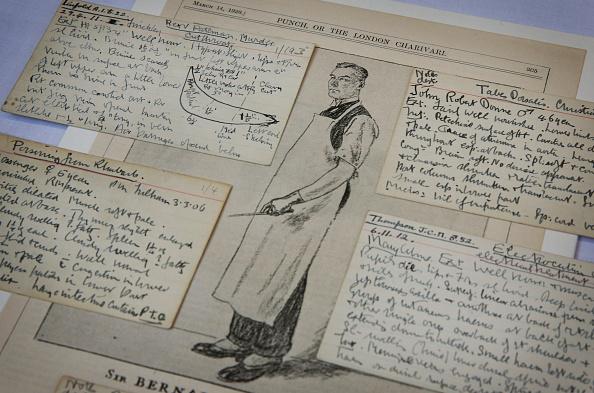 Information Medium「Items Used In Forensic Medicine Displayed At Barts Pathology Museum」:写真・画像(12)[壁紙.com]