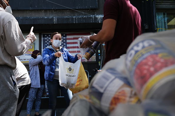 Food「Coronavirus Pandemic Causes Climate Of Anxiety And Changing Routines In America」:写真・画像(18)[壁紙.com]