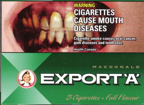 New Warning on Canadian Cigarettes:ニュース(壁紙.com)