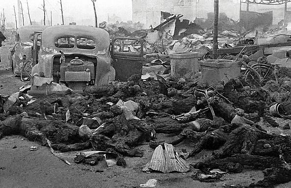 Tokyo - Japan「Bombing Of Tokyo」:写真・画像(10)[壁紙.com]