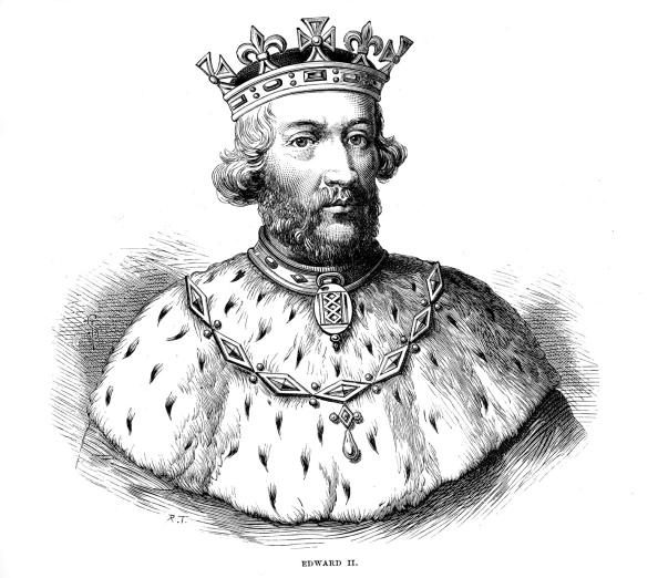 Circa 14th Century「King Edward II」:写真・画像(19)[壁紙.com]