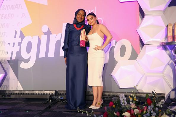 アリエル ウィンター「Girl Up #GirlHero Awards Luncheon」:写真・画像(8)[壁紙.com]