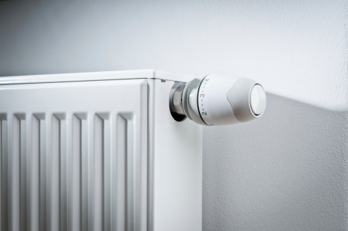 Machine Valve「Modern white radiator with thermostat reduced to economy mode」:スマホ壁紙(7)