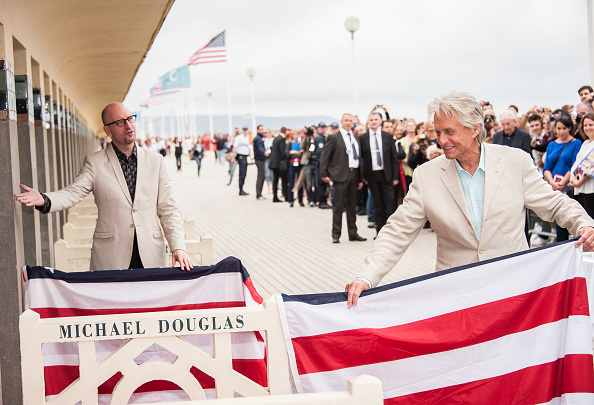 Francois Durand「'Behind the Candelabra' Photocall - The 39th Deauville Film Festival」:写真・画像(13)[壁紙.com]