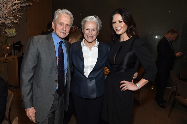 Larry Busacca「AARP's Movies For Grownups Luncheon Honoring Michael Douglas」:写真・画像(12)[壁紙.com]