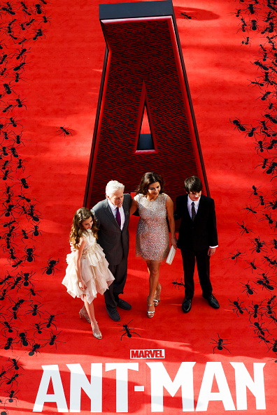 "Odeon Leicester Square「Marvel's ""Ant-Man"" - European Premiere - Red Carpet Arrivals」:写真・画像(12)[壁紙.com]"