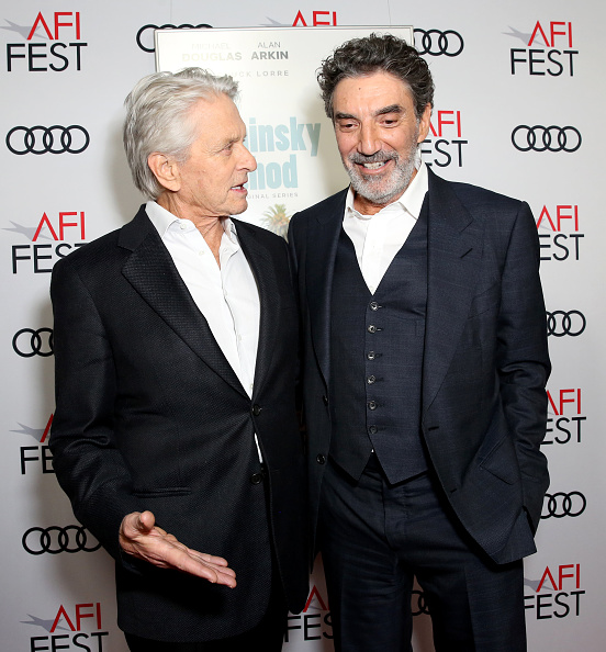 """Michael V「Los Angeles Premiere of """"The Kominsky Method"""" at AFI Fest at TCL Chinese Theater」:写真・画像(1)[壁紙.com]"""