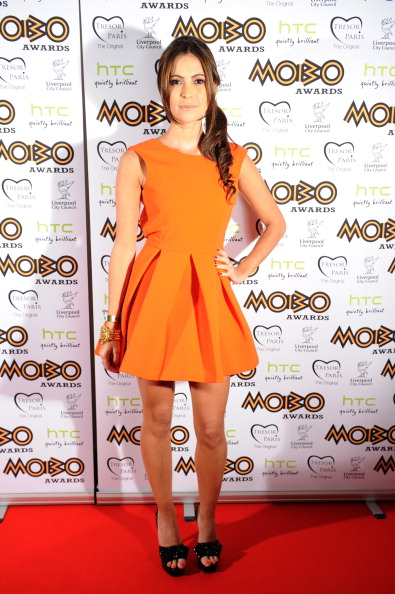 Bright「MOBO Awards - Exclusive Inside Arrivals」:写真・画像(10)[壁紙.com]
