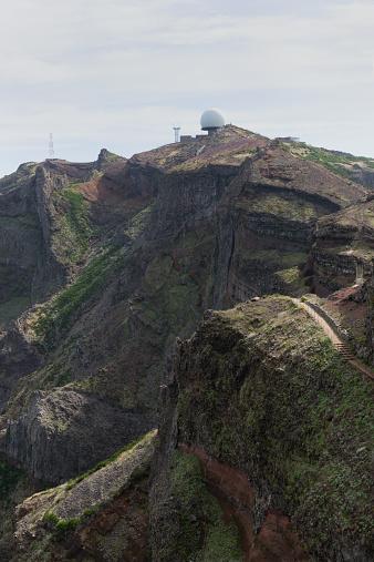 Pico Do Arieiro「The summit of Pico do Arieiro mountain」:スマホ壁紙(6)