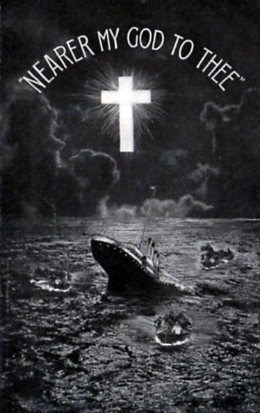 Passenger Craft「RMS Titanic - Nearer my God to thee」:写真・画像(6)[壁紙.com]