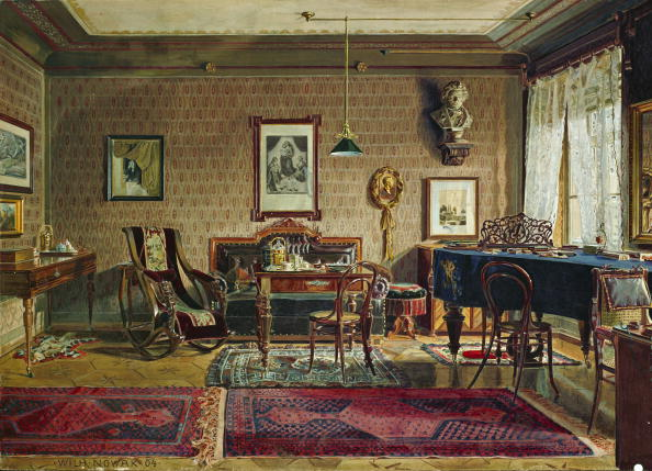 Apartment「The apartment of Johannes Brahms」:写真・画像(12)[壁紙.com]