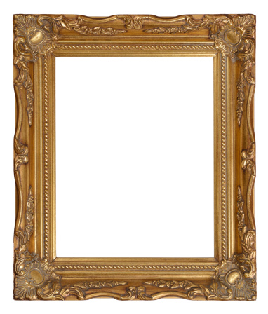 Art And Craft「Gold decorative picture frame」:スマホ壁紙(14)