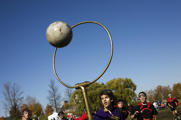 J.K「Fictitious Harry Potter Sport Quidditch Comes To Real Life」:写真・画像(14)[壁紙.com]