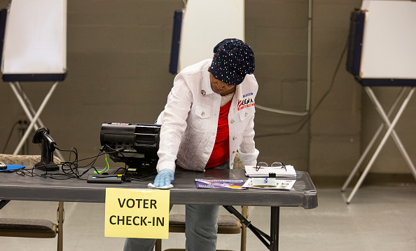 Tallahassee「Florida Holds Presidential Primary Amid Coronavirus Pandemic」:写真・画像(3)[壁紙.com]