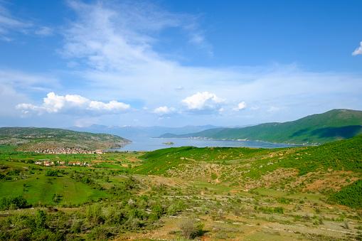 The Nature Conservancy「Albania, Prespa National Park, Lake Prespa near Korca」:スマホ壁紙(8)