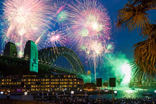 Formal Reception「Sydney New Year's Eve」:スマホ壁紙(18)
