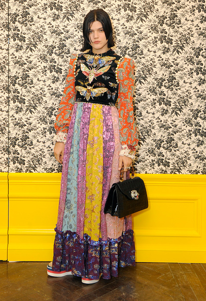 Evening Gown「Susan Chokachi and Linda Fargo Host Private Dinner to Introduce Gucci Decor at Bergdorf Goodman」:写真・画像(17)[壁紙.com]