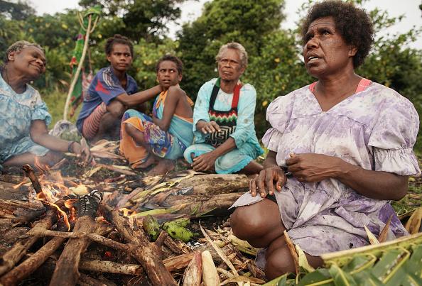 Big Data「Climate Change Threatens Pacific Island Nation Of Vanuatu」:写真・画像(0)[壁紙.com]