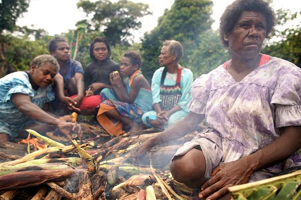 Big Data「Climate Change Threatens Pacific Island Nation Of Vanuatu」:写真・画像(3)[壁紙.com]
