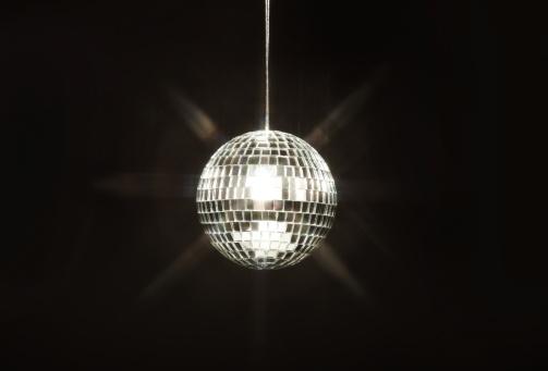 Silver Colored「Disco Ball」:スマホ壁紙(8)