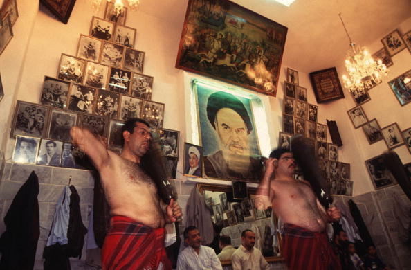 Kaveh Kazemi「Zoorkhaneh」:写真・画像(0)[壁紙.com]