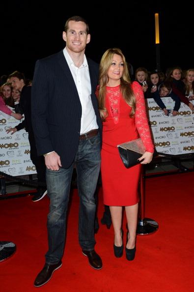 Boxer David Price「MOBO Awards - Red Carpet Arrivals」:写真・画像(6)[壁紙.com]