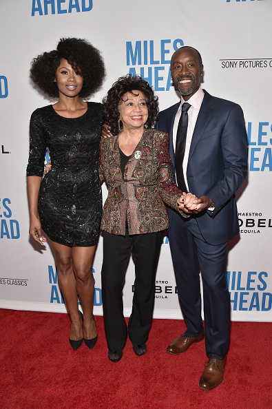 Don Cheadle「Premiere Of Sony Pictures Classics' 'Miles Ahead' - Arrivals」:写真・画像(7)[壁紙.com]