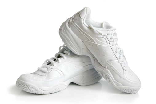 Female Likeness「Sport shoes pair」:スマホ壁紙(8)