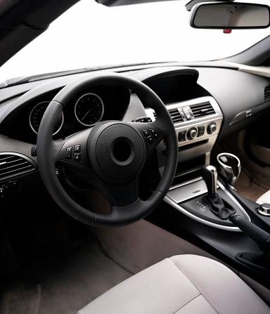 Steering Wheel「Car Interior」:スマホ壁紙(15)